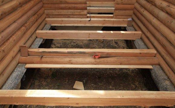 Гидроизоляция в деревянном