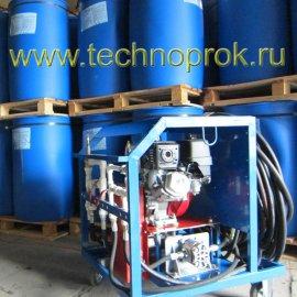 Апарат і матеріали для холодної безшовної гідроізоляції