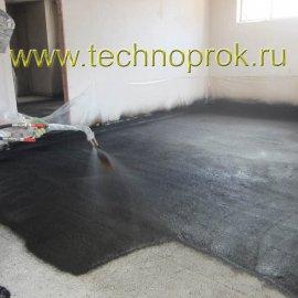 Швидка холодна безшовна гідроізоляція підлоги