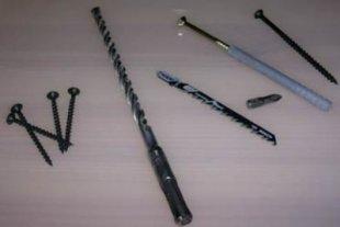 Фанерний підлогу на лагах - необхідні інструменти