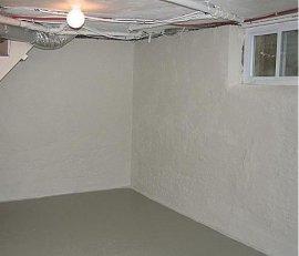 Гідроізоляція стін і підлоги підвалу
