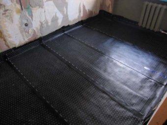 гідроізоляція ванної кімнати під плитку