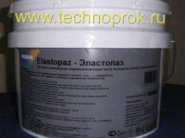 Холодна бітумно-полімерна мастика на водній основі Еластопаз в упаковці 10кг