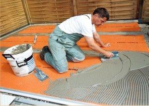 Процедура гідроізоляції підлоги у ванній кімнаті дерев'яного будинку
