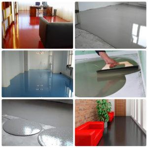 Наливна підлога,