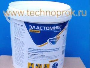 Упаковка 5кг герметизуючої мастики Elastomix