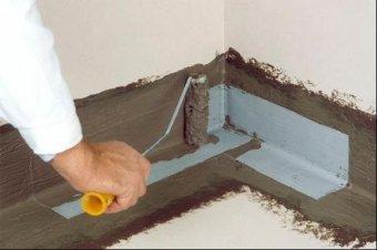 затирка для плитки у ванній